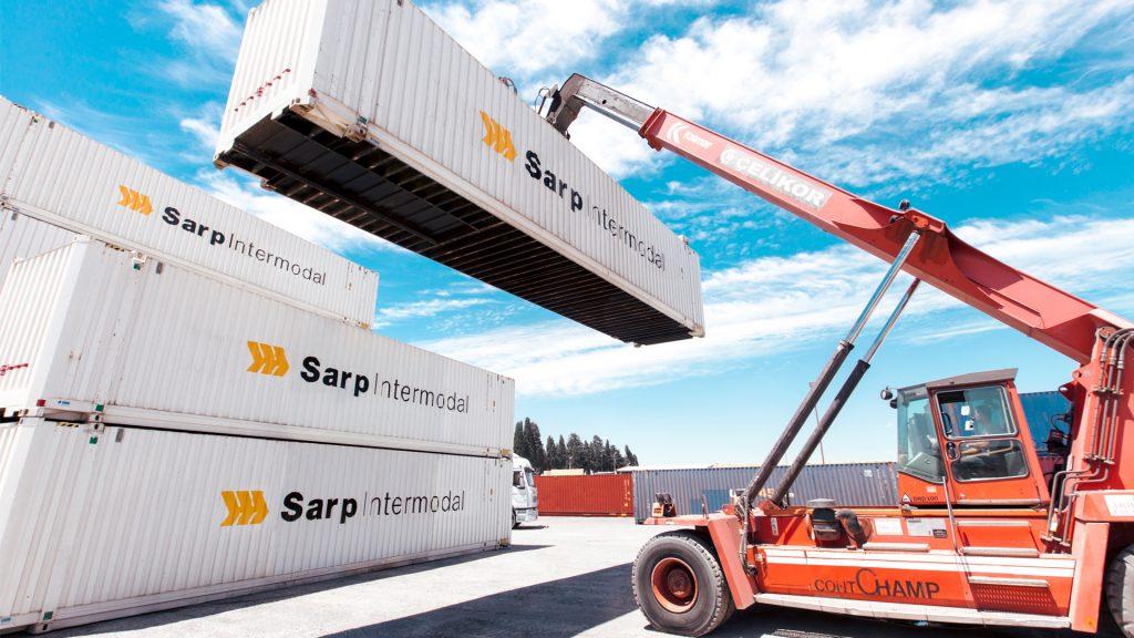 Sarp Intermodal - Türkiye′nin İntermodal Taşımacılık Lideri!