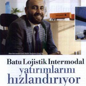 Batu Intermodal Yatırımlarını Hızlandırıyor! // Ekovitrin